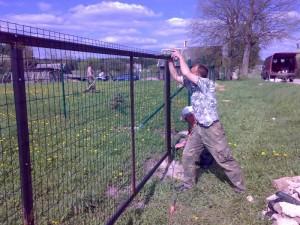 tvoros statymas