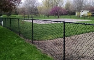 regzta tinklinė tvora