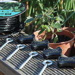 Gripple garden wire trellis kit