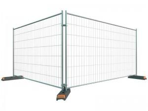 mobilios laikinos tvoros